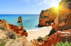 The 12 best #books about #Portugal according to The Telegraph 29.07.2016 | Recommended reading for visitors to Portugal, compiled by Michael Kerr. Photo: Lagos, Portugal