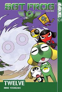 SGT Frog (Keroro Gunsou) Sergeant Keroro is the Captain of the Space Invasion Forces Special Advance Team of the 58th Planet of the Gamma Storm Cloud System, sent to the planet Pokopen (aka Earth) to collect intelligence for his planet's invasion force. He is also a frog. After his ship crash-lands in the planet earth, he takes shelter in the Hinata household, but the two kids, Fuyuki and Natsume, find him and take away his alien weapons.