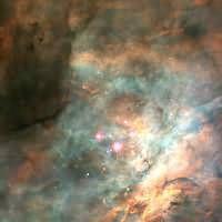 The Orion Nebula's Trapezium Cluster