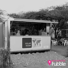 Solução sustentável incentiva comércio em locais remotos. http://on.fb.me/XVvap8
