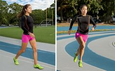 How to Recover Between Intervals | Runner's World