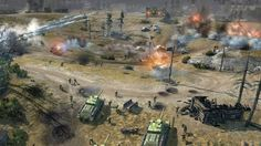 Browse The Best World War II Real Time Strategy Games: Top World War II Real Time Strategy PC Games