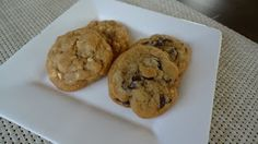 A Mingling of Tastes: Soft and Chewy Cookies 2 Ways: Chocolate Chip and Peanut Butter