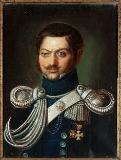 Lieutenant of 4 lancer Napoleon, Vogue, Painting, November, Portraits, Polish, November Born, Vitreous Enamel, Painting Art