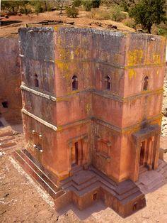 Lalibella St. George, Ethiopia