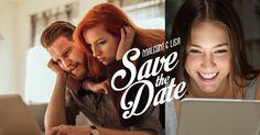 Wat als de trouwdatum blijft veranderen? Save the Date!
