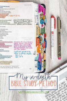 Bible Study Plans, Bible Study Notebook, Bible Study Guide, Bible Study Journal, Scripture Study, Bible Study On Prayer, Best Study Bible, Scripture Memorization, Bibel Journal