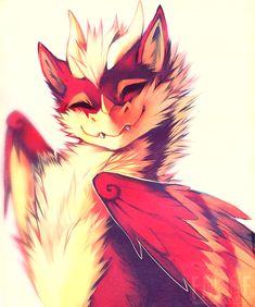 Pheonix wolf