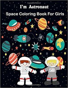 I'M Astronaut: Space Coloring Book for Kids is packed full of fun cute and magical coloring pages suitable for kids ages 4 and up. Travel across the galaxy in this entertaining Coloring Book for girls  I'M Astronaut : Space Coloring Book for those who love outer space! Featuring full-page drawings of planets astronauts spaceships aliens meteors rockets Free Stories For Kids, Free Kids Books, Free Books To Read, Good Books, Online Reading For Kids, Kids Reading Books, Kindergarten Books, Preschool Class, Read Novels Online