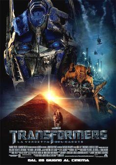TRANSFORMERS 2 (Un film di Michael Bay. Con Megan Fox, Shia LaBeouf, Hugo Weaving, Rainn Wilson, Josh Duhamel - USA 2009)