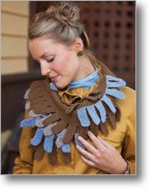 Fall Leaves Scarf eProject