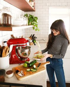 New Darlings - Healthy & Easy Recipes for the New Year with - Zucchini Noodles - Easy Healthy Recipes, New Recipes, Industrial Chic Style, New Darlings, Stop Working, Lifestyle Photography, Simple Style, Sweet Home, Design Inspiration