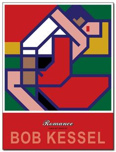 ROMANCE POSTER (Red Hot) by bobkessel