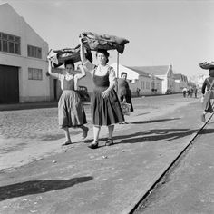 30 Interesting Black and White Photographs That Capture the Fishing Life in Portugal from the 1950s
