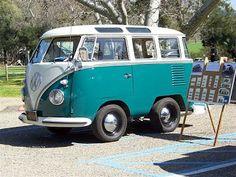We Love Volkswagens Past, Present And Future..,: Volkswagen Short Bus Pictures