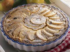 Rezept: Apfelwähe mit Zimt: http://eatsmarter.de/rezepte/apfelwaehe-mit-zimt