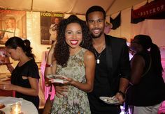 Jurnee Smollett-Bell Photos: Celebs at the LA Food and Wine Festival — Part 2