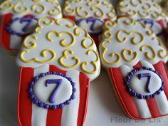 Popcorn Cookies, by Flour De Lis