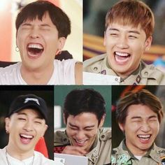 My adorable boys #BIGBANG