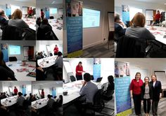 Check out this evening's Workshop with #NewToHR & @myHRcareers - great to kick of the week in #London! @Hallaways