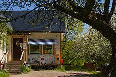 The local shop in the Pellingen archipelago