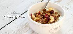 Naša najlepšia raňajková granola