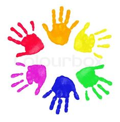 Find Set Colorful Hand Prints Rainbow Order stock images in HD and millions of other royalty-free stock photos, illustrations and vectors in the Shutterstock collection. Thousands of new, high-quality pictures added every day. Hand Clipart, Diy Couture, Kids Hands, Handmade Ornaments, Babysitting, B & B, Photo Editing, Clip Art, Stock Photos