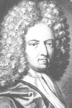 Authors Who Did Time-Daniel Defoe