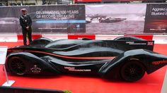 This insane race car is designed to compete in F1's all-electric series