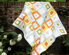 quilt pattern  already have this design here somewhere, but a pattern is always nice  -Fresh Lemons Modern Quilts