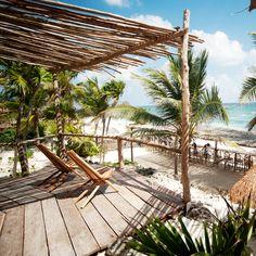 Papaya Playa Project in Tulum, Mexico