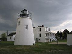 Piney Point Lighthouse Maryland
