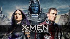 Muito além dos livros e filmes!: X-men - Apocalypse (2016)