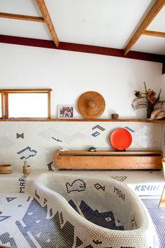 Mjolk visit the Nakashima Studio | OEN