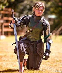 Winner of the Longsword competition World Jousting Championship