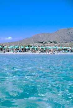 Elafassoni, Crete 18 Best Beaches in Europe That Will Make Your Jaw Drop. 3 of Them are Nudist. [Pics]