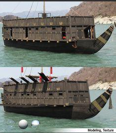 Model Sailing Ships, Model Ships, Medieval Games, Naval History, Samurai Art, Boat Stuff, Yacht Design, Armada, Aircraft Carrier