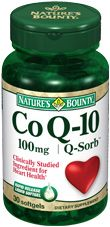 What is Co Q-10?   Nature's Bounty
