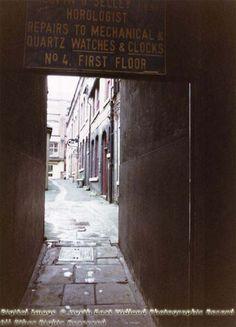 Cobden Chambers, Pelham Street, 1984