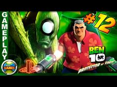 Ben 10 Protector of Earth PS2/PSP #12 Gold Coast Theater