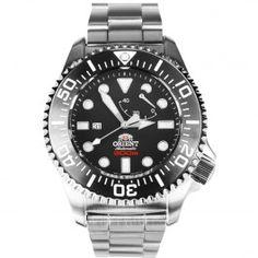 Orient EL02002B Automatic Diver 300m Watch