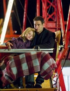 73. Kiss on the top of a ferris wheel