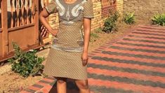 Evening Shweshwe Dresses The shweshwe fashion is a actual advanced world. The girls are consistently the best approved afterwards amid Seshweshwe Dresses, Long Jacket Dresses, Kitenge, Long Jackets, African Fashion, Two Piece Skirt Set, Shirt Dress, Elegant, Beautiful