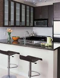 Small spaces - beautiful condo kitchen | Kitchens | Pinterest ...