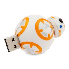 BB-8 4GB USB Flash Drive - 18 Disney Gadgets and Gizmos