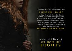 She thought it was over. She thought her life was finally her own. She was wrong. #ChroniclesOfIzzy #SeeHowSheFights