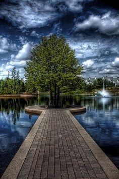 Centennial Lakes Park; Edina, MN