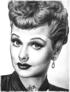 ::||www.ncruz.com::|| Noel Cruz's Artwork. Who loves Lucy? I love Lucy!