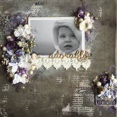 Adorable Wendy Scholten Blue Fern Studios Design Team march 2017 - Scrapbook.com