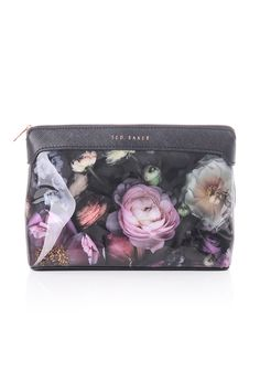 3e54cfd1764a ted baker womens accessories hudson shadow floral xl wash bag Ted Baker  Accessories